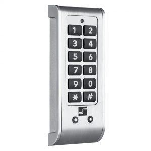 Mini Fechadura Eletrônica Digital por senha e cartão de acesso